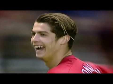 Cristiano Ronaldo - Memories in Manchester United