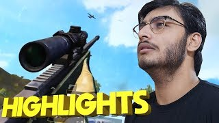 4 AWM DROP HUNT | PUBG MOBILE HIGHLIGHTS | RAWKNEE