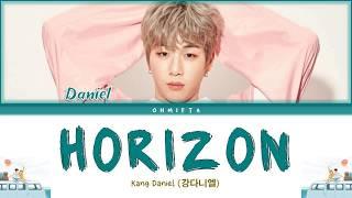 KANG DANIEL 'HORIZONE' (Color Coded Lyrics Indo_Rom_Han) Lirik Terjemahan Indonesia