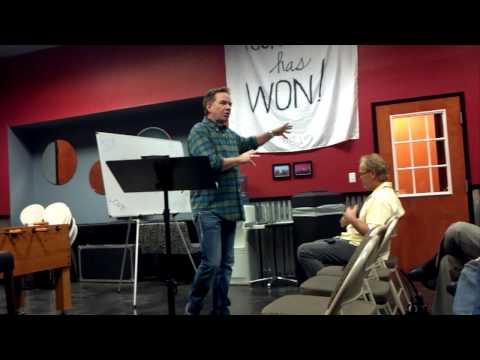 James Barron on Grace 1/2
