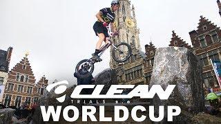 Clean Trials | 2018 UCI Trials World Cup Antwerp | Belgium