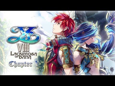 Download Youtube: [PS4]Ys8 Lacrimosa of DANA-伊蘇 8-丹娜的隕涕日-中文版第一部-漂流