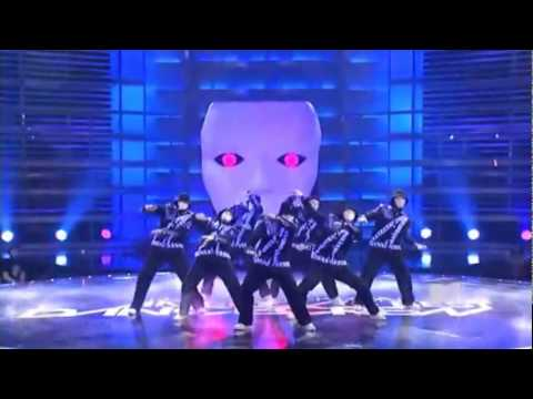 [HD] ABDC Champions for Charity   JabbaWockeeZ.wmv