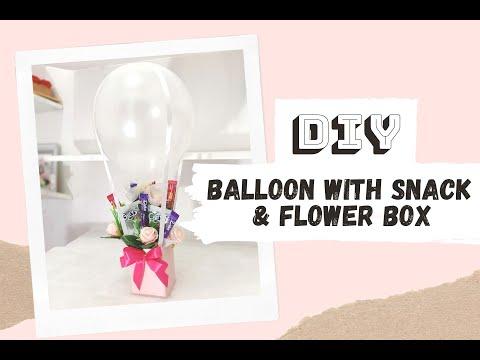 DIY Balloon Bouquet