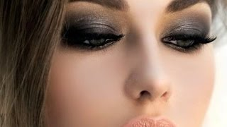 ❀ ♡Вечерний макияж в серых тонах❀ ♡(Видео урок: Вечерний макияж в серых тонах Для выхода на вечеринку или другое мероприятие с помощью серых..., 2015-11-15T08:51:56.000Z)