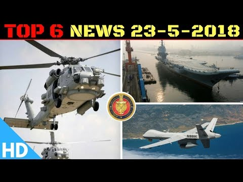 Indian Defence Updates : INS Vikrant Sea Trials,24 MH-60 Helicopters,Artificial Intelligence Project