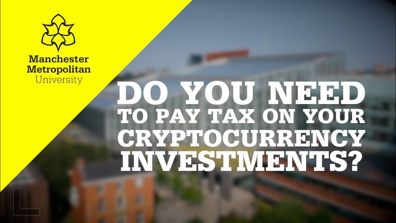 how to pay tax on cryptocurrency uk
