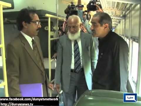 Dunya News | Railway authorities fool Saad Rafique by painting old boggies as new