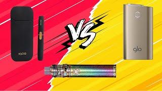 IQOS vs Glo vs E-papierosy - Który lepszy ?