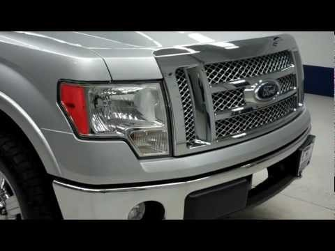 J5772 2011 Ford F-150 SUPERCREW-SHORT 5 1/2-LARIAT-ECOBOOST-6 CD-4WD www.LENZAUTO.com $33,497