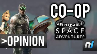 The Importance of Co-Op in Modern Gaming – Featuring Affordable Space Adventures