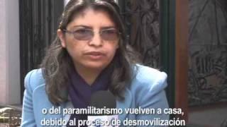 Dar la voz a las mujeres: Violencia contra las Mujeres en Cono Sur (Parte 3)