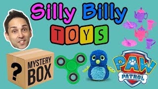 SILLY BILLY TOYS - WORLD'S WILDEST, MOST UNBELIEVABLE & OUTRAGEOUS SURPRISE MYSTERY TOY BOXES!