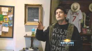 Charlie Sheen Home Video