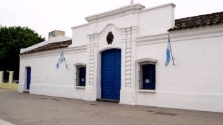 Breve historia sobre la casa de Tucumán