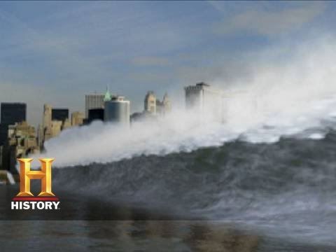 How the Earth Was Made: Tsunami | History
