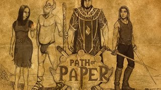 Path of Paper: The Necromancer attacks! E04 - A Path of Exile roleplaying game