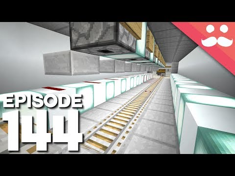Hermitcraft 5: Episode 144 - Ultimate QUICK REVIVE SYSTEM!