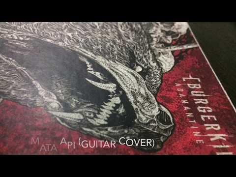 Air Mata Api Burgerkill Version (Guitar Cover)