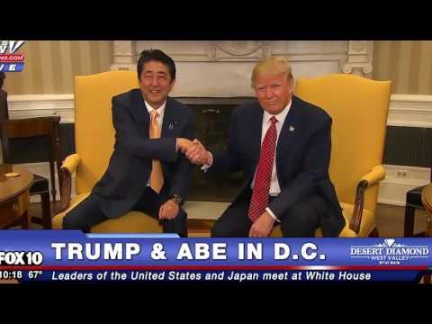 President Trump & Japan