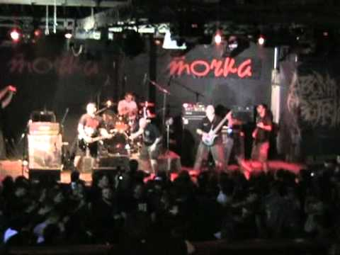 Abominable Putridity - Live in Точка 18.02.2008