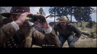 Red Dead Redemption 2 Gameplay Part 47 - Honor,Among Thieves ,, Stealing from the US