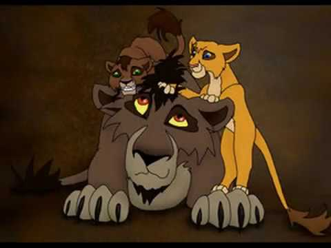 The Lion King Nuka S Story Youtube