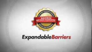 Maxidor Expandable Security Gates | Doors