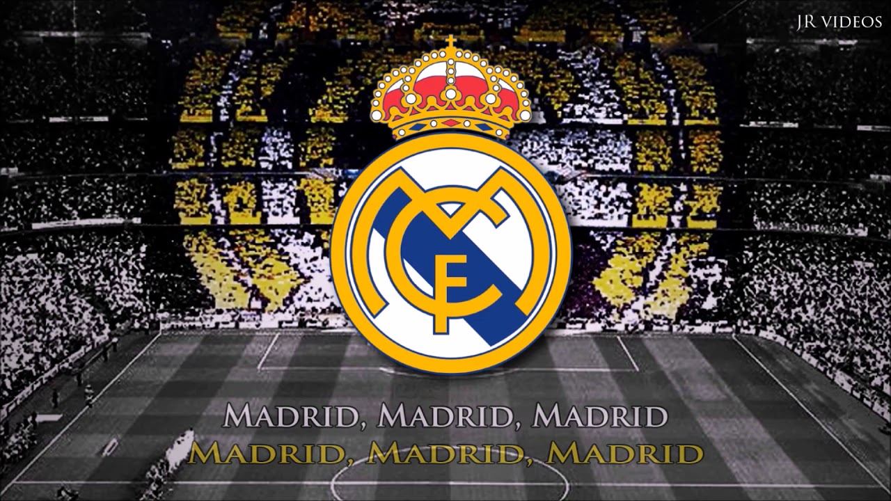 Hymne Du Real Madrid Es Fr Paroles Anthem Of Real