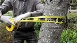 crime scene contamination psa