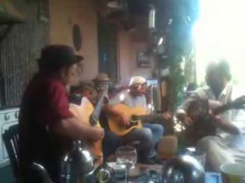 Jazz manouche - Chez mon oncle