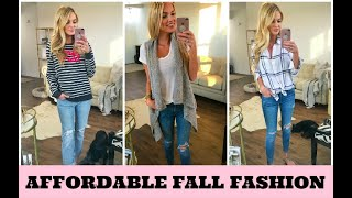 OLD NAVY FALL TRY ON HAUL 2018 || WHATS NEW AT OLD NAVY