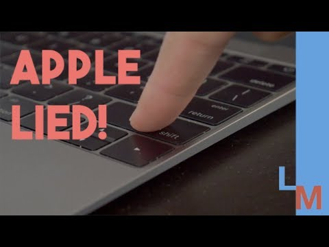 I Tested Apple's Butterfly Keyboard Replacement Program (they lied to me)
