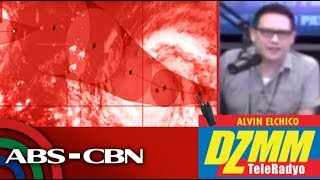 DZMM TeleRadyo: 'Ompong' to bring thunderstorms in Metro Manila until weekend - PAGASA