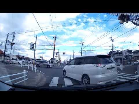 ドライブレコーダー 煽り/衝突/事故映像 まとめ2