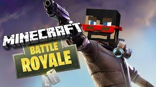 Minecraft: VICTORY ROYALE? (Battle Royale)