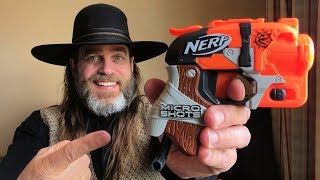 [REVIEW] NERF Microshots HammerShot (Action-Packed Unboxing!!)