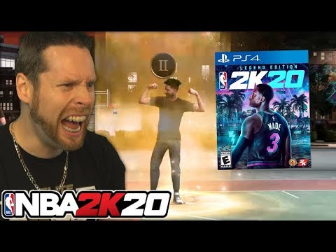 NBA 2K20 Debut Live Stream! US LAUNCH!