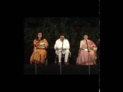 SHESHER KOBITA - Rabindranath Tagore - Sruti Natok - Voice Play