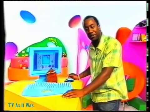 CBeebies on BBC Two Continuity - Friday 30th September 2005 (2)