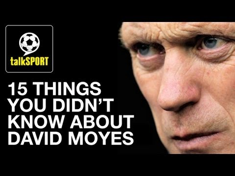 15 Things You Didn't Know About David Moyes
