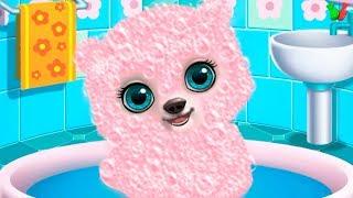 Игра для Детей Северный Мишка Уход за Животными