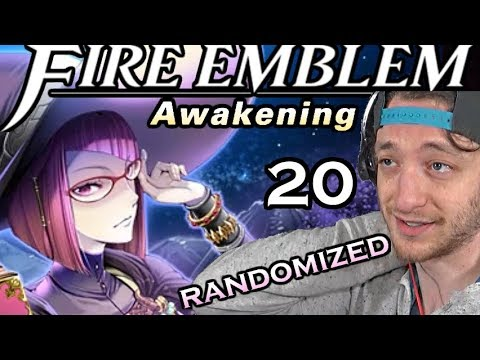 Randomized Revival. Fire Emblem Awakening: RANDOMIZED. Pt.20 #RandomizedAwakening