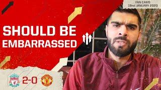 SHOULD'VE SNAPPED SALAH! Liverpool 2-0 Manchester United | Adam McKola Reaction