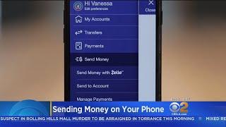 CNET Tech Minute: New Apps Make Sending Money Easy