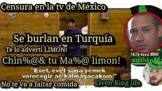 Productor de | Exatlón México se burla de travieso en programa turco por decir la verdad y el fraude thumbnail