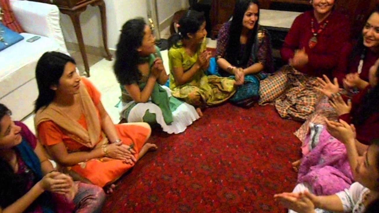Diwali Celebration With Bhailoni 2012 Youtube