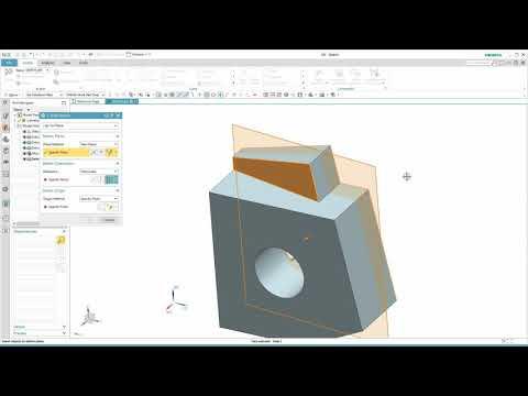 Tutorial:  Sketch Orientation in NX CAD thumbnail