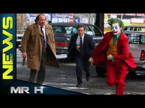 Joker Gets Chased Down By Gotham PD In New Set Photos - Joker Origin Movie