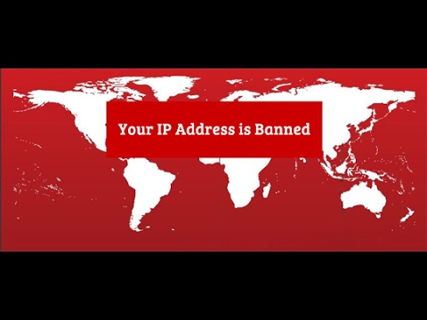 How To Remove Your Ip From Black List 😀 Ip Blacklisted - IP black list remove - Meso Lawyers